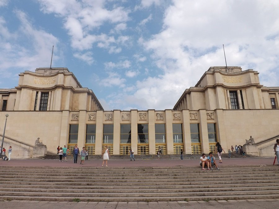 palais chaillot programme
